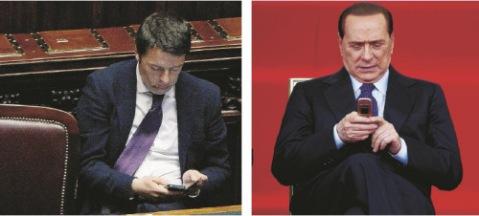 Renzi-Berlusconi